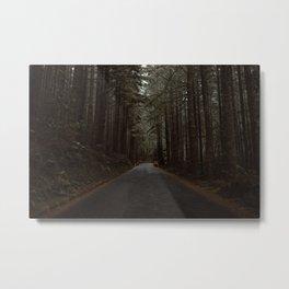 Madeira Road Trip Metal Print