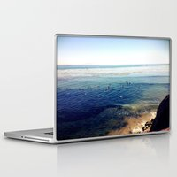 hook Laptop & iPad Skins featuring the hook by haysor
