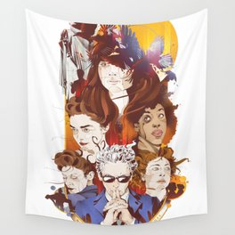 The twelfth hour Wall Tapestry