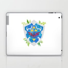 One Shield to Hyrule Them All Laptop & iPad Skin