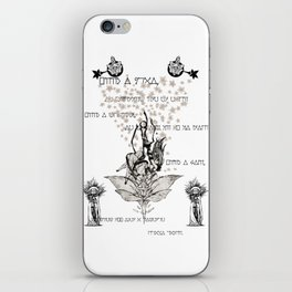This Symphony is Never-ending. iPhone Skin