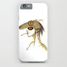 The Masquerade:  The Iguana Slim Case iPhone 6s