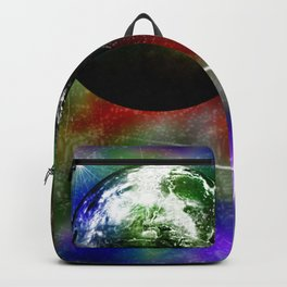Alien planet Backpack