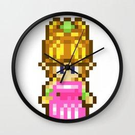 Secret of Mana Girl Wall Clock