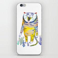 Tiger. tiger art, tiger decor, kids art, iPhone & iPod Skin
