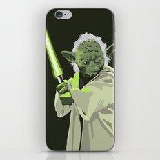 Yoda of Star Wars iPhone & iPod Skin