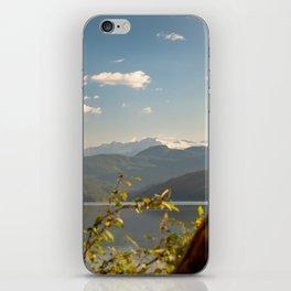 Duncan Lake Four iPhone Skin