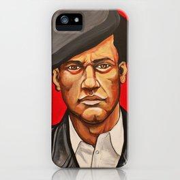 "Huey Newton ""Revolutionary"" iPhone Case"