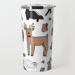 Forest Life Travel Mug