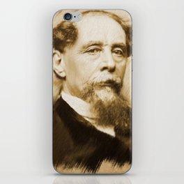 Charles Dickens iPhone Skin