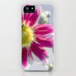 Delicious Dahlia iPhone Case