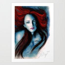 Nimue Art Print
