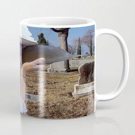 Gilded Memorial Coffee Mug