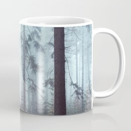 Foggy Forest Coffee Mug