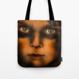 The Vampire stare Tote Bag