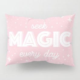 Seek Magic Pillow Sham