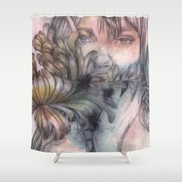 Deja Vu Shower Curtain