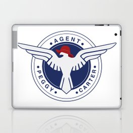 Peggy's Headquarters Laptop & iPad Skin
