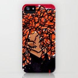 The Velvet Rope iPhone Case