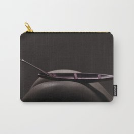 Boat on the Mointain Carry-All Pouch