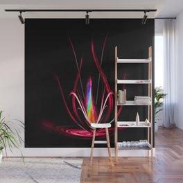 Flowermagic - Light and energy Wall Mural