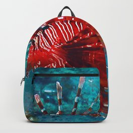 Lion Fish Backpack