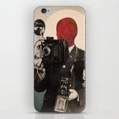 Solar Lens iPhone & iPod Skin
