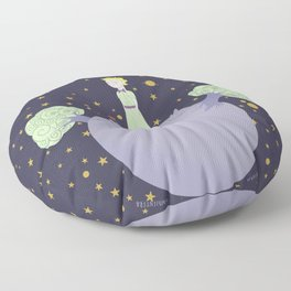 The little prince Floor Pillow