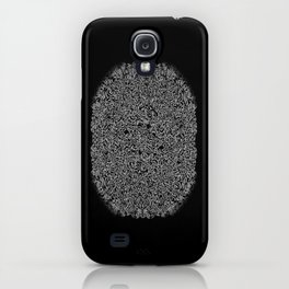 Chaos and Complexity iPhone Case