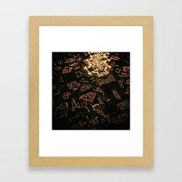 Zetachip Framed Art Print