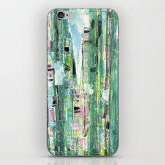 Floridian Trees iPhone & iPod Skin