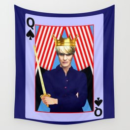 Claire - A Modern Lady Macbeth Wall Tapestry