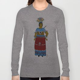 El Indio de Reus Long Sleeve T-shirt