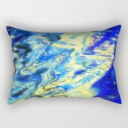Playful River-Temptation Rectangular Pillow