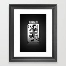 Tegan and Sara Quincard Framed Art Print