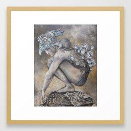 Faithful Companion Framed Art Print