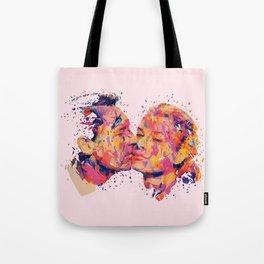 Lovers variant Tote Bag