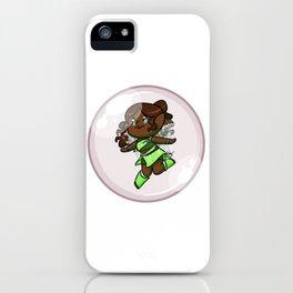Layla/Aisha Bubble iPhone Case