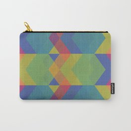 Chevron Dance 2 Carry-All Pouch