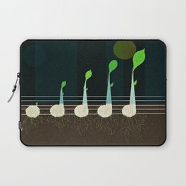 music seeds Laptop Sleeve
