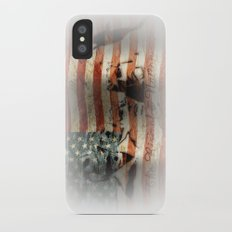 The Rise of a Nation iPhone X Slim Case