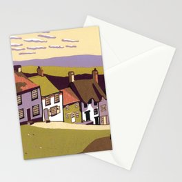 Gold Hill Stationery Cards