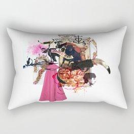 Collag2Nim Rectangular Pillow