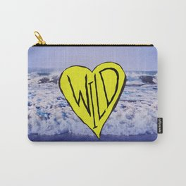 Wild Heart: Oregon Coast Carry-All Pouch