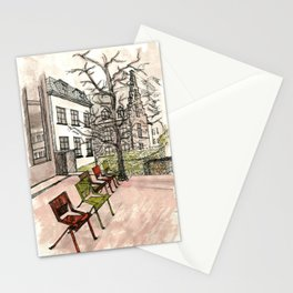 In Brussels Stationery Cards