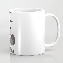 El mordisco de la calavera Coffee Mug