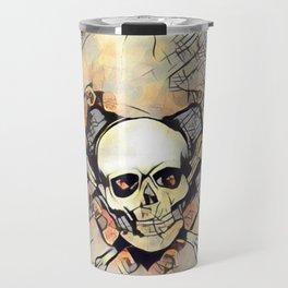 Love & death 2 Travel Mug