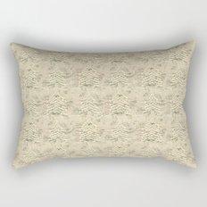 Siskiyou Trees Knit Rectangular Pillow
