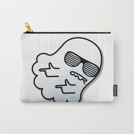 Hella Ween Halloween Ghost Carry-All Pouch