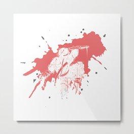 Samurai #13 Metal Print
